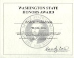2013-05-22 Washington State Honors Award - Andrei's Highschool Graduation 001