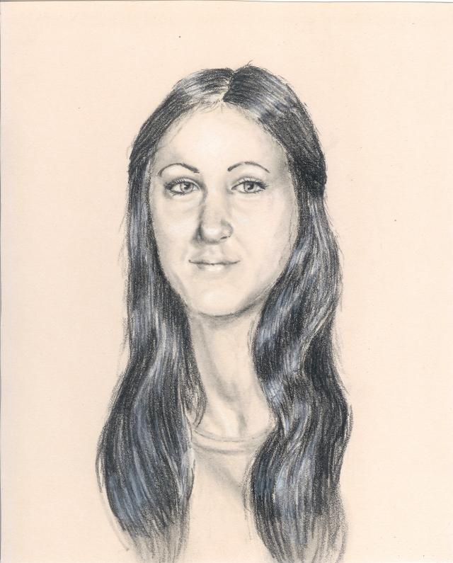 Donna's portrait by MIa